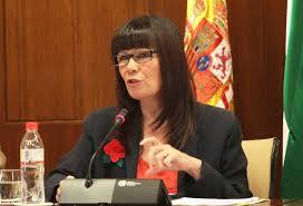Sánchez elige a Micaela Navarro, presidenta del PSA, para presidir el PSOE
