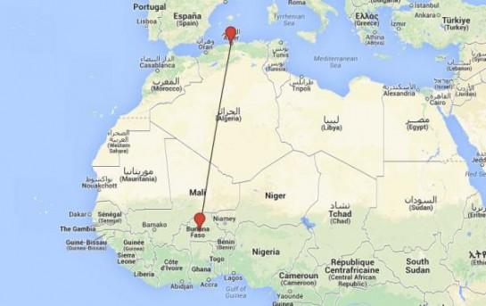 El avión desaparecido de Swiftair se ha estrellado cerca de Kidal con 116 personas  y 6 tripulantes españoles a bordo