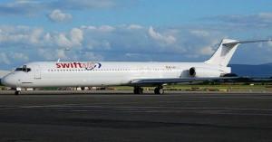 Una de las cajas negras del avión de Swiftair funcionaba mal