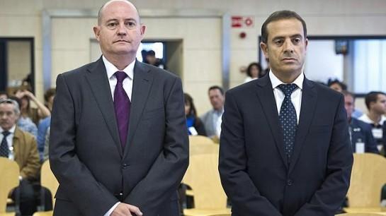 """El Supremo confirma las condenas a Pamiés y Ballesteros por el """"chivatazo"""" en el bar Faisán"""