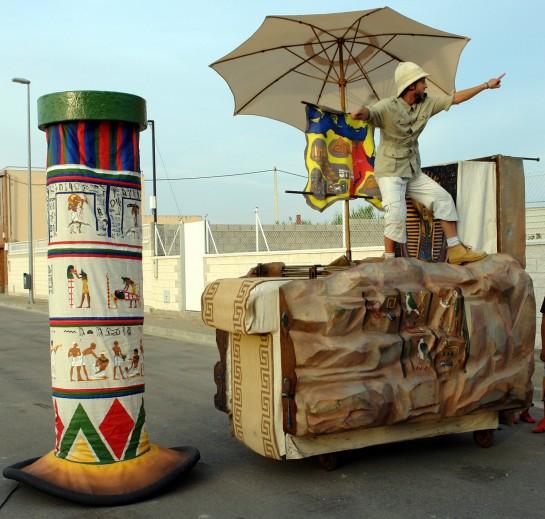 AGENDA: jueves 10 de julio, en Carlos III, Egipto para los más pequeños