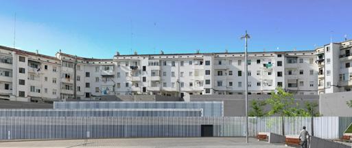 El Ayuntamiento de Pamplona recibe hoy en Madrid el 'Premio Arquitectura Española 2013'
