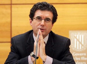 Concedido el tercer grado a Jaume Matas (PP)