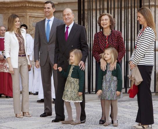 Entra en vigor el aforamiento del Rey Juan Carlos
