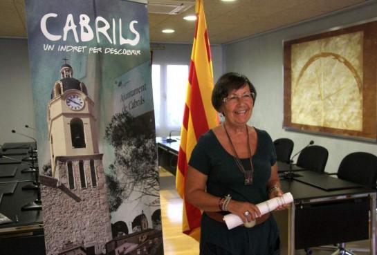 """La alcaldesa de Cabrils, sobre la prohibición de ceder el padrón: """"Es una sentencia política"""""""