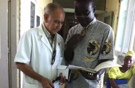 Fallece Miguel Pajares, el religioso contagiado por ébola en Liberia y repatriado hace una semana