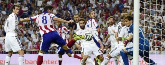 Máxima igualdad en la ida de la Supercopa (1-1)