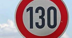 Algunos tramos se modificarán hasta un límite máximo permitido de 130 kms/h.