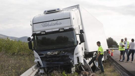 Trece muertos en las carreteras españolas durante el puente de la Asunción