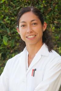 Nueva doctora, Ana Laura de la Garza