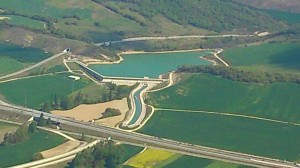 Afectados de Larraga, Berbinzana y Miranda piden la anulación del decreto del área regable del Canal de Navarra