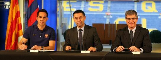 La FIFA rechaza las apelaciones del FC Barcelona, que no podrá fichar hasta enero de 2016