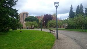Alfredo Zubiaur propone una metáfora 'verde' sobre la economía y el sistema bancario en Pamplona