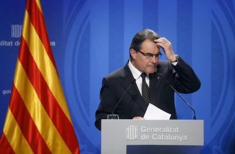 """El consejo de Garantías catalán valida su """"ley de consultas"""""""