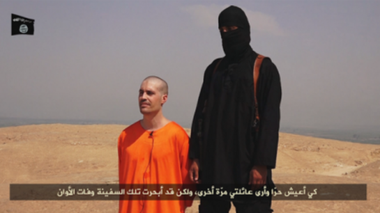 El Gobierno condena el asesinato del periodista estadunidense por los yihadistas