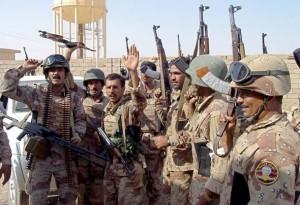 Las fuerzas iraquíes liberan una localidad chií asediada por Estado Islámico