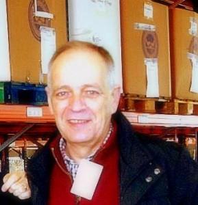Gregorio Yoldi Lizarraga, nuevo presidente del Banco de Alimentos de Navarra.