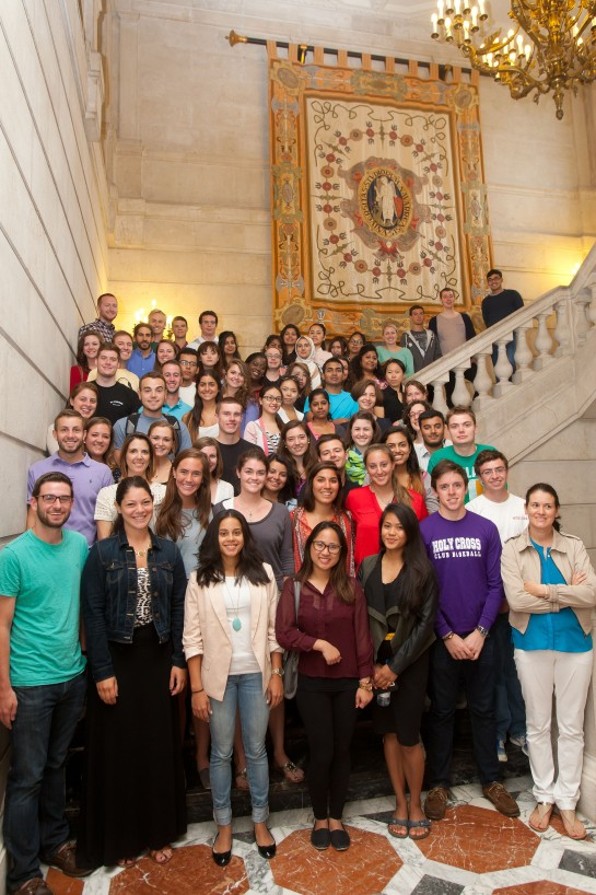 La Universidad de Navarra acoge a 70 estudiantes internacionales en los cursos de verano de lengua y cultura españolas