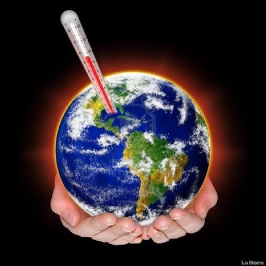 El calentamiento global estaría ralentizándose