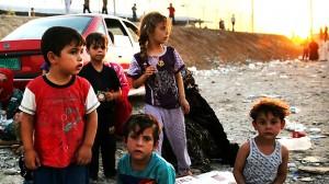 Medio millón de iraquíes han huido del EI en Irak.