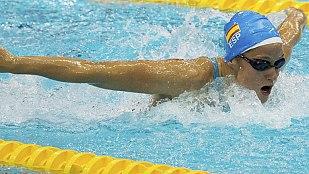 Belmonte, plata en los 400 estilos, logra su tercera medalla en Budapest