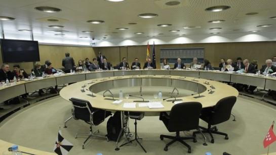 Navarra negocia una propuesta de déficit para 2013 del 1,2% del PIB