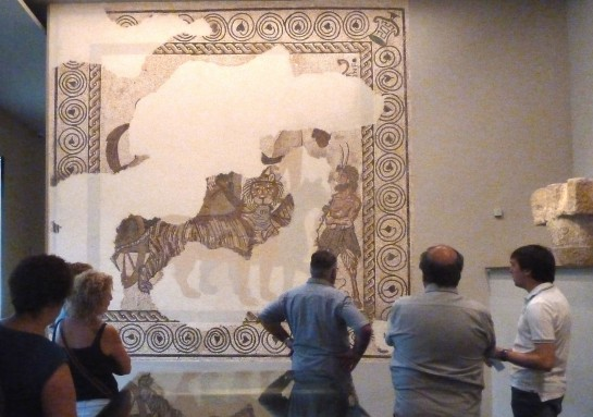 El Museo de Navarra ofrece visitas guiadas diarias gratis a las cinco piezas más singulares del centro