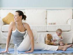Recomendaciones de los Fisioterapeutas para recuperar la forma física después del parto