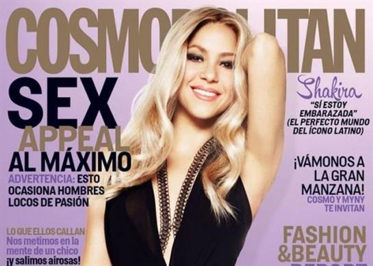 Shakira espera su segundo hijo