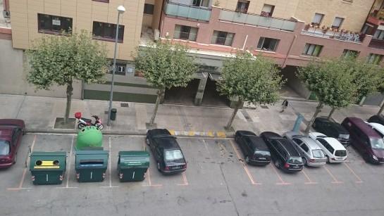 Las tarjetas de estacionamiento regulado en Pamplona tendrán validez hasta el 31 de enero 2015