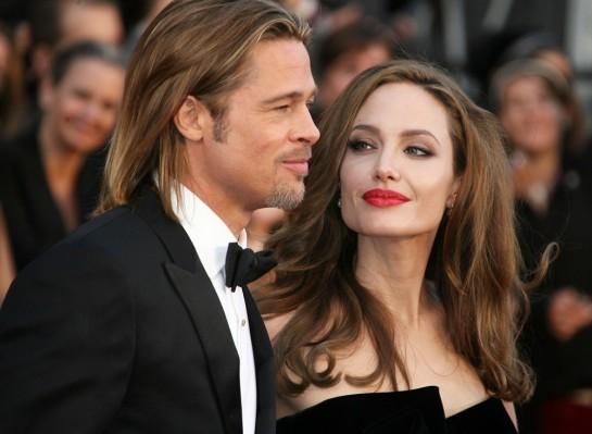 Angelina Jolie pide a su marido, Brad Pitt que no ruede escenas de sexo