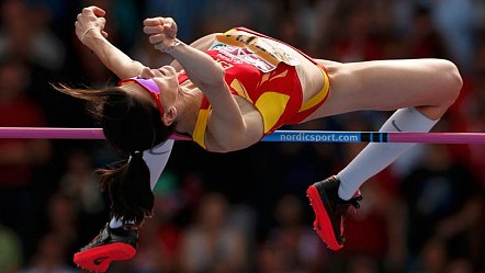 Beitia, campeona europea de salto de altura