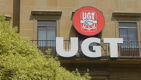 UGT denuncia la muerte el trabajador de TEX en Navarra