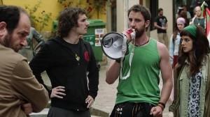 Leitza fue escenario del rodaje de 'Ocho apellidos vascos'.