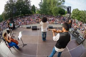 """AGENDA: 14 y 21 septiembre, en Aranzadi de Pamplona, """"Picnics musicales"""