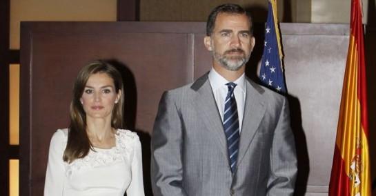 Doña Letizia acompañará a Felipe VI a Nueva York en septiembre