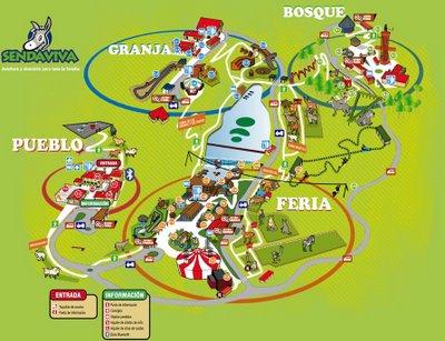 Sendaviva acoge la asamblea  general de la Asociación Española de parques de atracciones y temáticos
