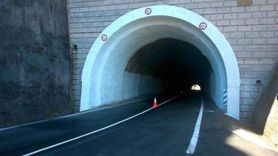 El acceso rodado a San Miguel de Aralar se cortará desde el martes