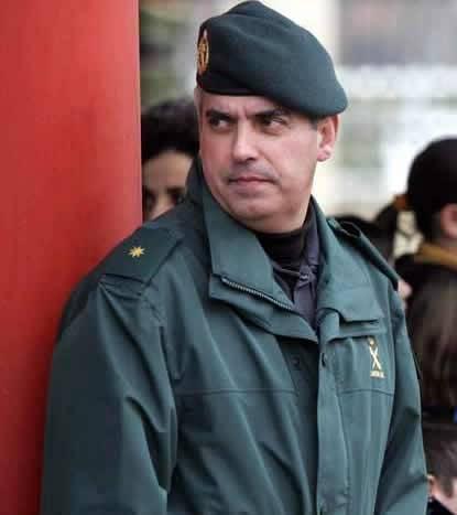 Interior asciende a coronel de la Guardia Civil al hijo de Tejero