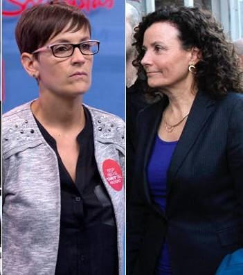 El PSN proclama a María Chivite y Amanda Acedo candidatas a las primarias