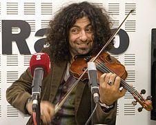 AGENDA: 27 de septiembre, en Teatro Gayarre de Pamplona, el violinista Ara Malikian