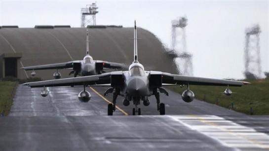 El Parlamento británico da luz verde a los bombardeos contra el Estado Islámico en Irak