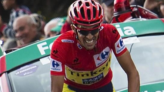 Contador lucirá el número 1 en La Vuelta