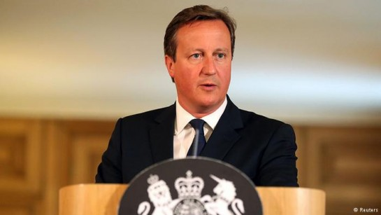 Cameron aventaja en un punto a Miliband a diez días de las elecciones en Reino Unido