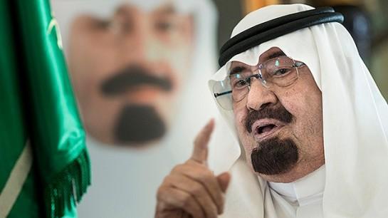 El rey saudí advierte que el Estado Islámico lanzará ataques contra Occidente en un mes