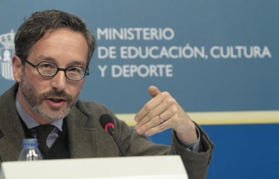 Lassalle anuncia una mayor dotación presupuestaria para Cultura en el 2015