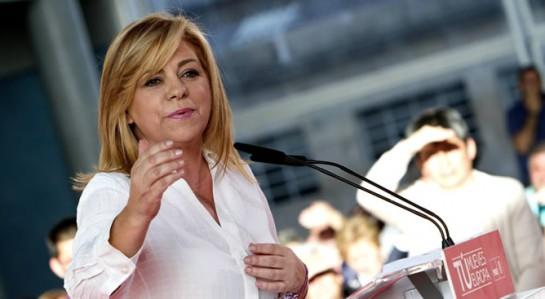 Elena Valenciano no continuará como jefa de los socialistas españoles en Bruselas