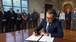 Firma consulta soberanista