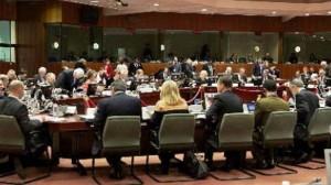 Los ministro europeos de Asuntos Exteriores de la Unión Europea (UE)