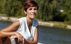 María Chivite. (Foto cedida por María Chivite).